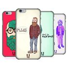 HEAD CASE DESIGNS OLD HIPSTERS BACK CASE FOR APPLE iPHONE PHONES