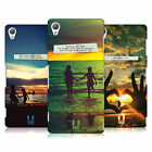 HEAD CASE DESIGNS LOVE AND SUNSETS HARD BACK CASE FOR SONY PHONES 1