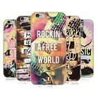 HEAD CASE DESIGNS ALL ABOUT MUSIC SOFT GEL CASE FOR APPLE iPHONE PHONES