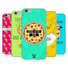 HEAD CASE DESIGNS FOREVER PIZZA SOFT GEL CASE FOR APPLE iPHONE PHONES