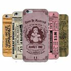 HEAD CASE DESIGNS TICKETS SOFT GEL CASE FOR APPLE iPHONE PHONES