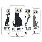 HEAD CASE DESIGNS GOT CAT SOFT GEL CASE FOR SAMSUNG PHONES 1