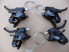 Shimano Altus STEF41 Gear Shifters 6 or 7 Speed Rapid Fire & Brake levers Thumb