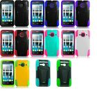T-Stand Hybrid Case Phone Cover for Alcatel Onetouch Pixi PULSAR LTE A460G