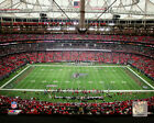 Georgia Dome Atlanta Falcons NFL Licensed Fine Art Prints (Select Photo & Size)