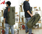 Tactical Outdoor Sports Backpack Rucksack Men Women Canvas Shoulder Bucket Bag