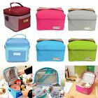 Thermal Portable Insulated Cooler Picnic Travel Lunch Carry Tote Storage Bag