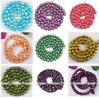 Colorful Rice Oval Fresh Water Pearl Loose Bead Jewelry Finding Diy Fashion Gift