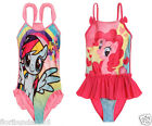Girls MY LITTLE PONY Swimming Costume Swimsuit