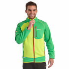 Mens Regatta Jackets Diego softshell : Green