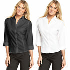 South Pack Of Two Fitted Work Shirts