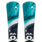Atomic 15 - 16 Affinity Storm XT Skis w/XT Ti 10 Bindings NEW !! 151,159,167cm