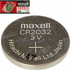 Maxell Lithium Battery CR2032 2032 - Choose Amount