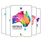 HEAD CASE DESIGNS WATERCOLOURED MAPS BACK CASE FOR SAMSUNG GALAXY TAB S2 8.0