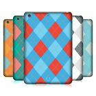 HEAD CASE DESIGNS ARGYLE HARD BACK CASE FOR APPLE iPAD MINI 1 2 3