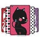 HEAD CASE DESIGNS CATS AND DOTS HARD BACK CASE FOR APPLE iPAD MINI 1 2 3