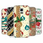 HEAD CASE DESIGNS CHRISTMAS GIFTS HARD BACK CASE FOR SAMSUNG GALAXY S5 MINI
