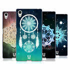 HEAD CASE DESIGNS SNOWFLAKES SOFT GEL CASE FOR SONY XPERIA Z5