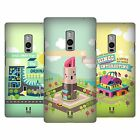 HEAD CASE DESIGNS FASHION VILLE HARD BACK CASE FOR ONEPLUS 2 TWO