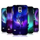 HEAD CASE DESIGNS NORTHERN LIGHTS HARD BACK CASE FOR SAMSUNG GALAXY S5 S5 NEO