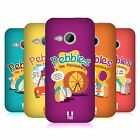 HEAD CASE DESIGNS PEBBLES AND THE PIPSQUEAKS HARD BACK CASE FOR HTC ONE MINI 2