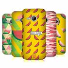 HEAD CASE DESIGNS WATERMELON PRINTS HARD BACK CASE FOR HTC ONE MINI 2