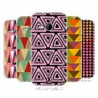 HEAD CASE DESIGNS TRIANGLES SOFT GEL CASE FOR HTC ONE MINI 2