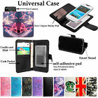 Leather Wallet Card Stand Flip Case Cover For Various NEW CUBOT Smart Phones