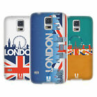 HEAD CASE DESIGNS LONDON CITYSCAPE SOFT GEL CASE FOR SAMSUNG GALAXY S5 S5 NEO
