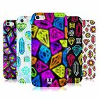 HEAD CASE DESIGNS VIVID PRINTED JEWELS SOFT GEL CASE FOR APPLE iPHONE 5 5S
