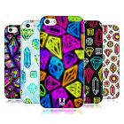 HEAD CASE DESIGNS VIVID PRINTED JEWELS SOFT GEL CASE FOR APPLE iPHONE 5C