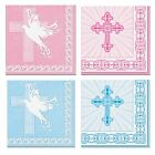 HOLY COMMUNION NAPKINS BOYS GIRLS CHRISTENING BAPTISM PARTY TABLEWARE PARTYWARE