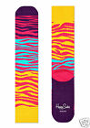 Happy Socks Athletic Damen Sportsocken Socken Block Zebra Socks Farb-Mix 36-40