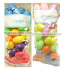 *COLORED 48pc Plastic Fillable EASTER Candy/Treat BASKET FILLER *YOU CHOOSE*