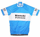 PIAGGIO RETRO VINTAGE CYCLING TEAM BIKE JERSEY - Fausto Coppi Team