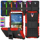 Shock Proof Cover For HTC Desire 620 Hard Tough Armour New Stand Phone Case
