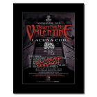 BULLET FOR MY VALENTINE - UK Tour 2008 Matted Mini P...