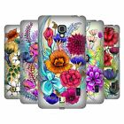 HEAD CASE DESIGNS WATERCOLOURED FLOWERS HARD BACK CASE FOR LG PHONES 3