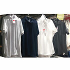 UNIQLO Men DRY EX SHORT SLEEVE POLO SHIRT White Gray Black Navy NEW 174317