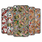 HEAD CASE DESIGNS CHRISTMAS PRINTS SOFT GEL CASE FOR HTC ONE X9