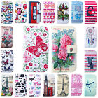 Card Hold Wallet Leather Flip Stand Case Cover For Samsung Galaxy S5 Mini LANDIR