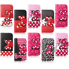 For Motorola Moto X XT1055 XT1058 Wallet Card Clip Flip Leather Stand Case Cover