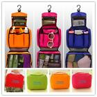 HOT Unisex Cosmetic Makeup Toiletry Wash Storage Case Organizer Travel Bags S