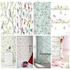 OWLS WALLPAPER CHOOSE FROM 6 DESIGNS NEW WALL DECOR FEATURE WALL FREE P+P