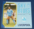COVENTRY CITY HOME PROGRAMMES 1984-1985