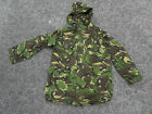 British Army DPM Woodland Windproof Hooded Smock Multiple Sizes