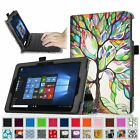 "Leather Case Cover Nextbook Flexx 9 8.9"" 2-in-1 Detache (NXW9QC132) Tablet"