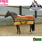John Whitaker Holywell Stripe Fleece Rug FREE UK Shipping