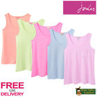 Joules Womens Coco Jersey Vest Top (U) FREE UK Shipping