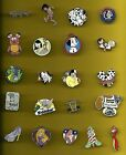 101 Dalmations Mulan Mushu Jungle Book Elliot Roger Rabbit Splendid Disney Pin